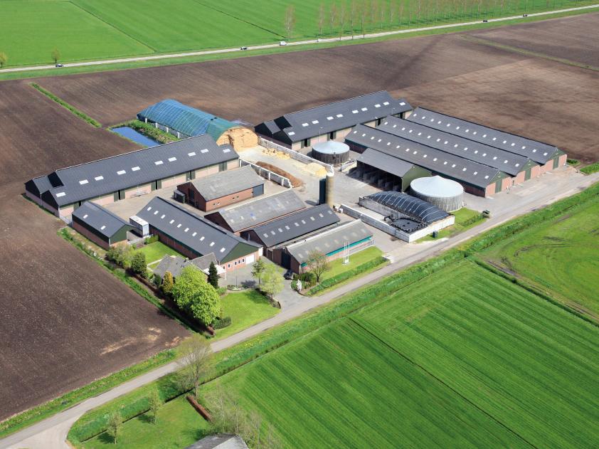Van Bussel Landbouwbedrijf 2015